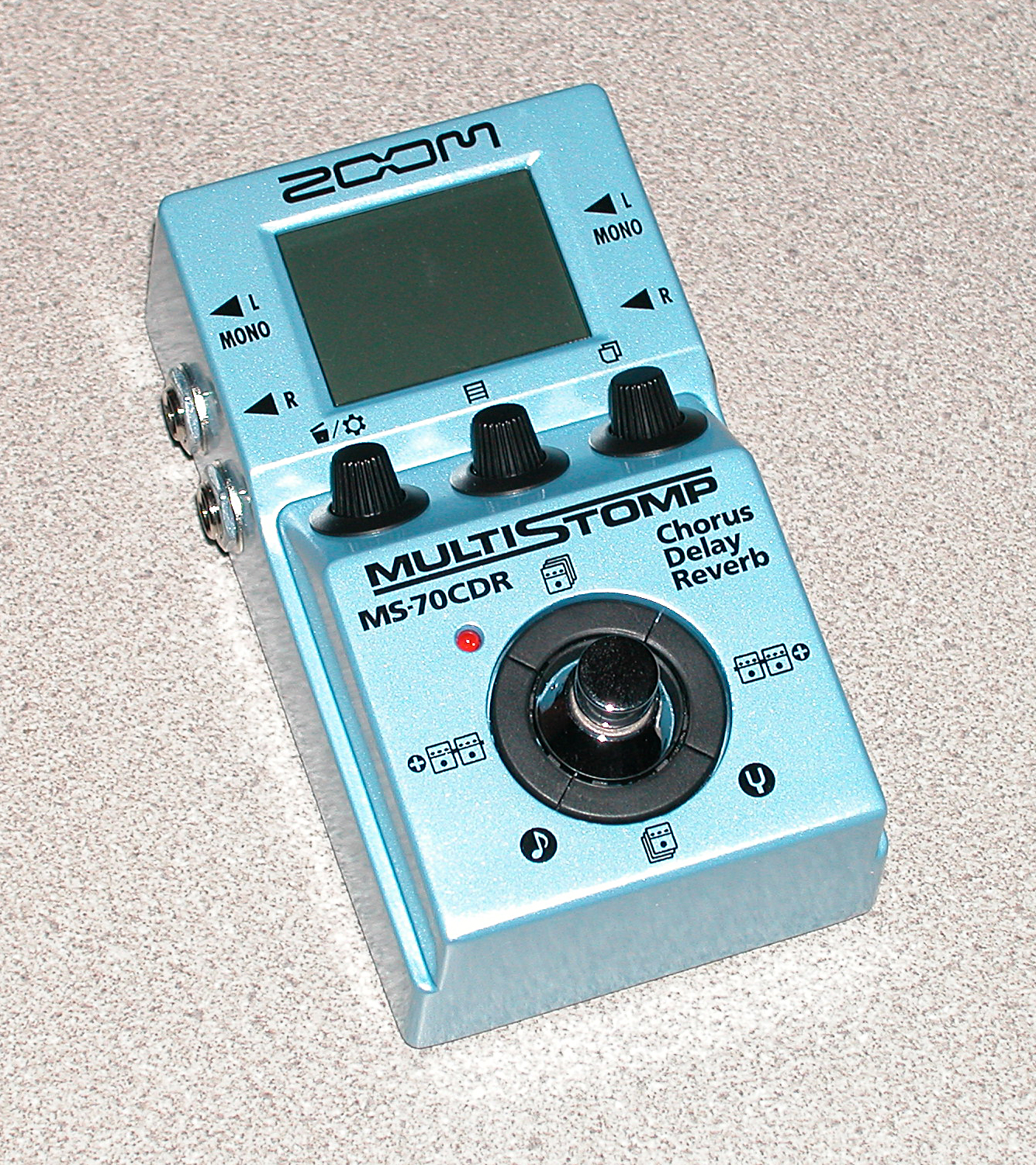 Zoom Multi-effects